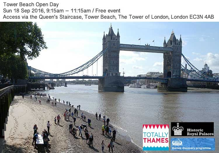 http://totallythames.org/events/info/tower-beach-open-day